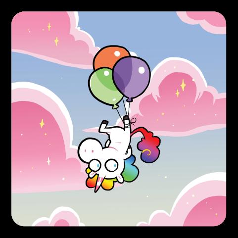 Balloon-baby-unicorn